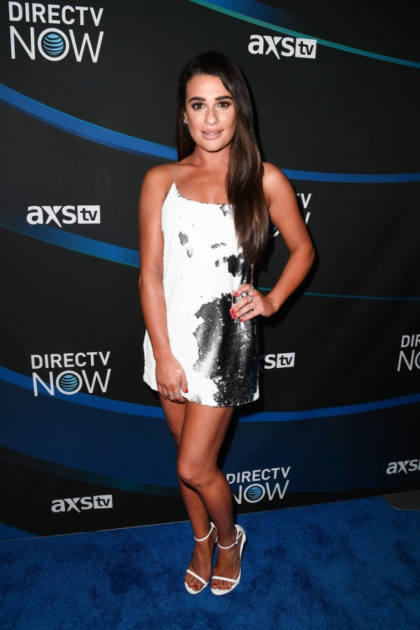 Lea Michele Shoes Looks - StyleBistro