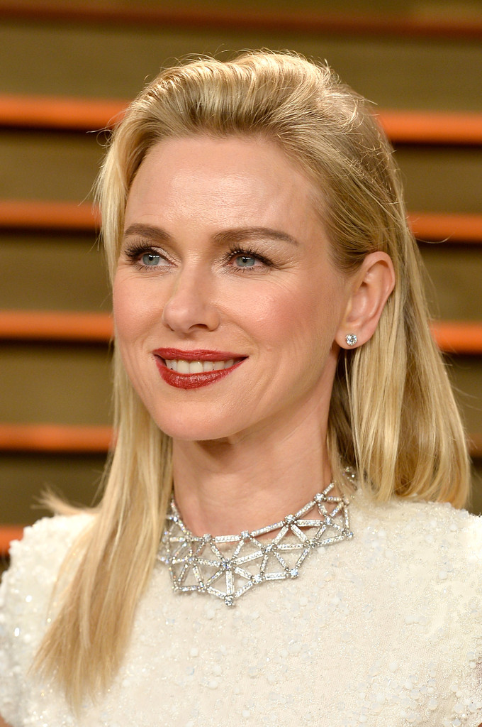 Naomi Watts Long Straight Cut Naomi Watts Hair Looks