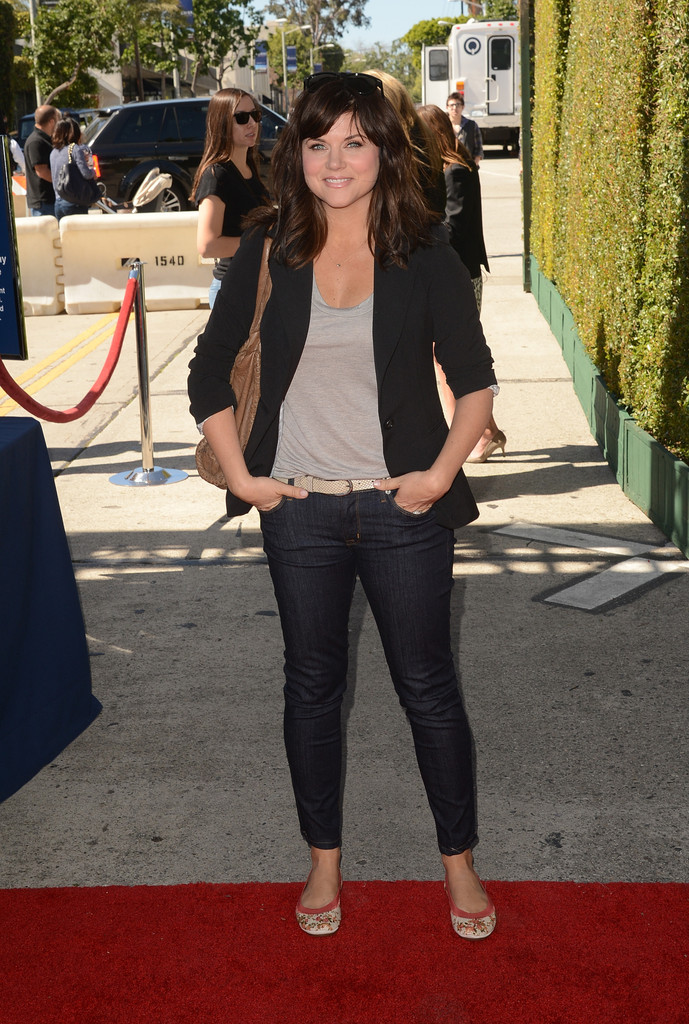 Tiffani Thiessen Skinny Jeans Tiffani Thiessen Looks