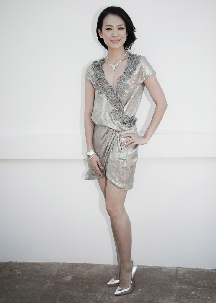 Zhang Ziyi Best And Worst Dressed At The Cannes Film