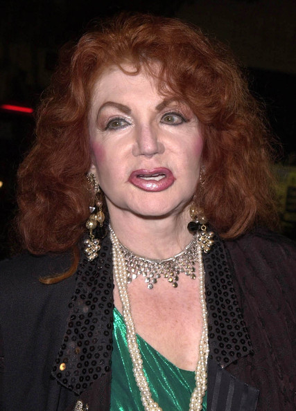Jackie Stallone 2010