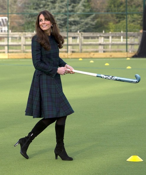 Kate Middleton - Kate Middleton Visits St. Andrew's School 3
