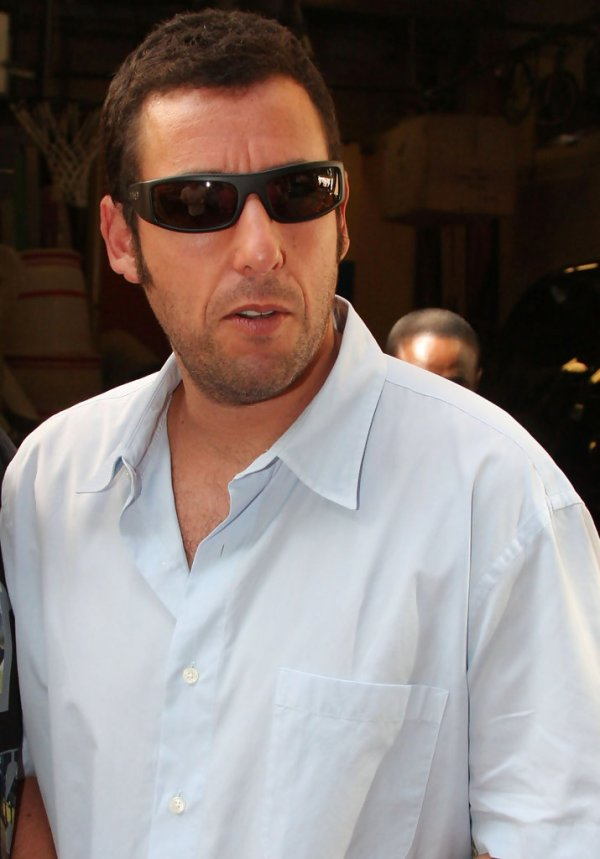 "Adam Sandler Photos Photos - Live! hosts ""Funny People ..."