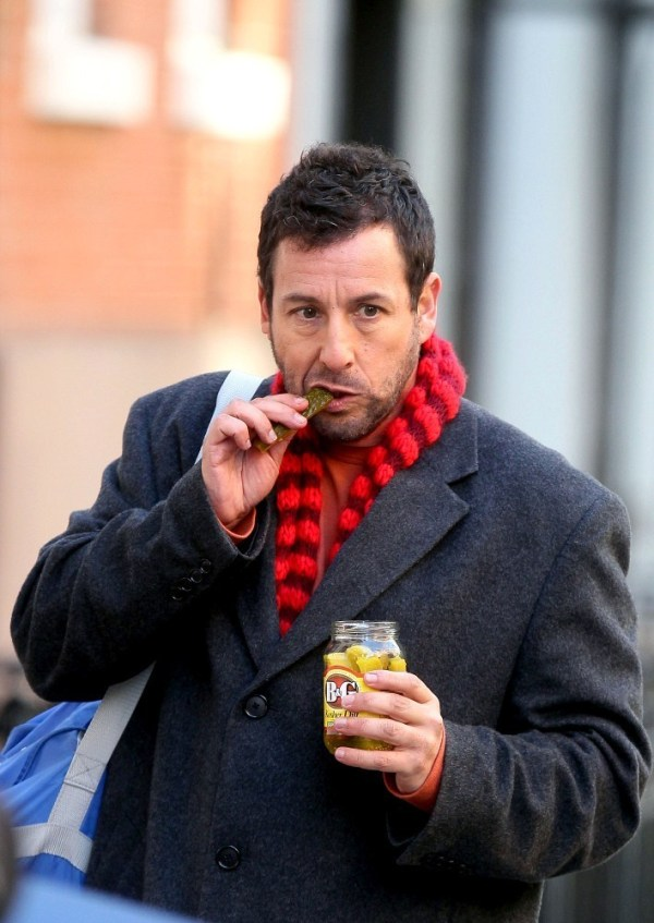 Adam Sandler in Adam Sandler Films 'The Cobbler' — Part 2 ...