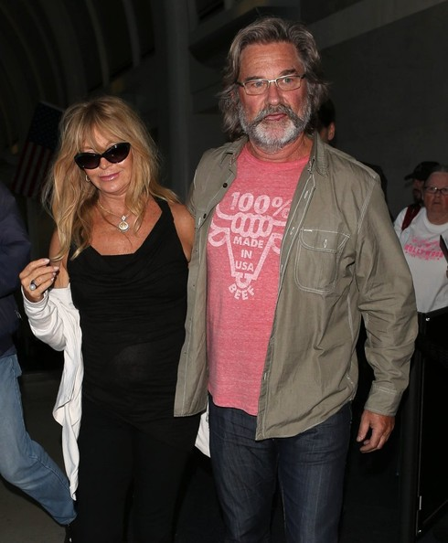 Goldie Hawn Photos Photos Kurt Russell And Goldie Hawn