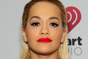 Singer Rita Ora attends 103.5 KISS FM's Jingle Ball 2014 at Allstate Arena on December 18, 2014 in Chicago, Illinois.