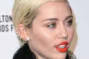Singer Miley Cyrus attends the 23rd Annual Elton John AIDS Foundation's Oscar Viewing Party on February 22, 2015 in West Hollywood, California.