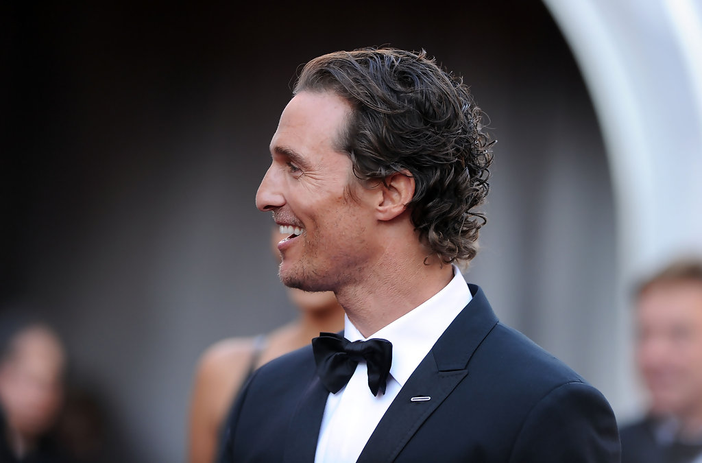Matthew McConaughey Says His Kids Give Life More Meaning