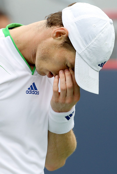Andy Murray - Rogers Cup - Day 2