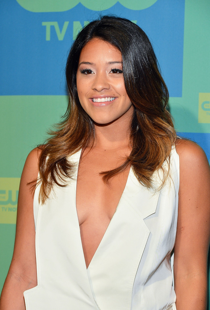 Gina Rodriguez In The CW Networks Upfront Presentation