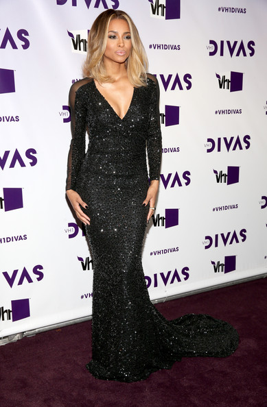 Ciara Steps Out in a Risque Gown Picture | Stylish ...