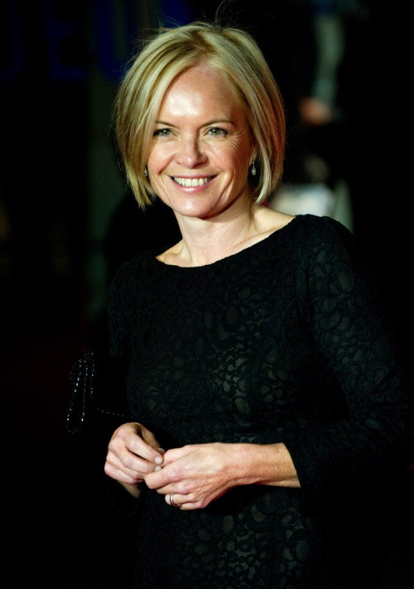 Mariella Frostrup in The Descendants - Premiere:55th BFI ...
