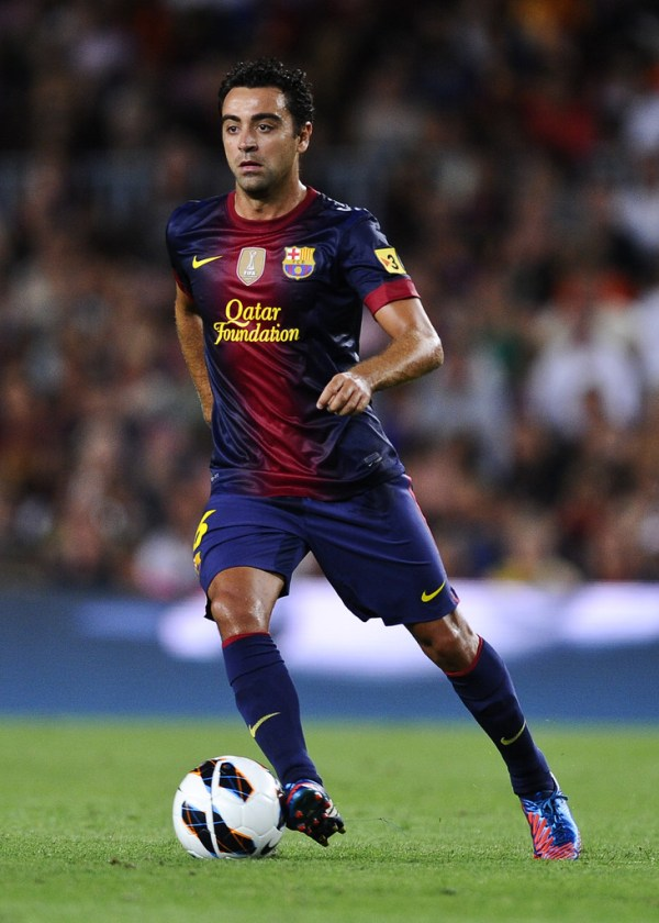 Xavi Hernandez Photos Photos - FC Barcelona v Real ...