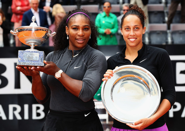 Rome with Madison Keys