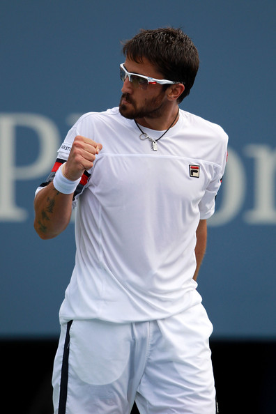 Janko Tipsarevic - 2011 US Open - Day 11