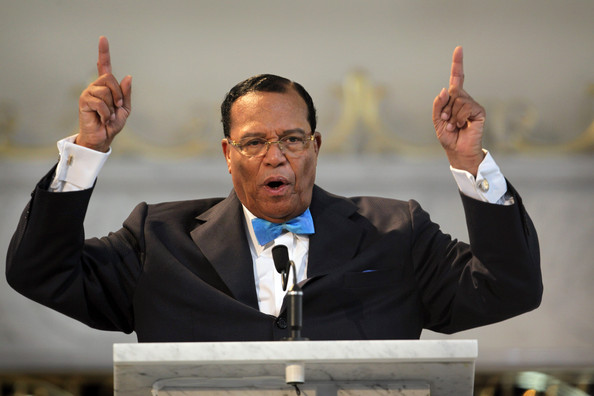 Louis Farrakhan - Nation of Islam Leader Louis Farrakhan Addresses The Turmoil In The Middle East