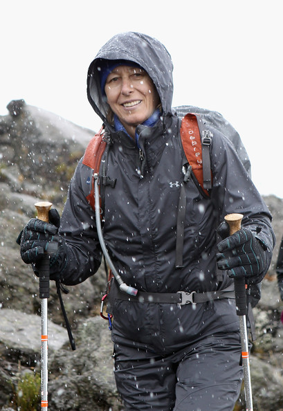 Martina Navratilova And The Snows Of Mount Kilimanjaro
