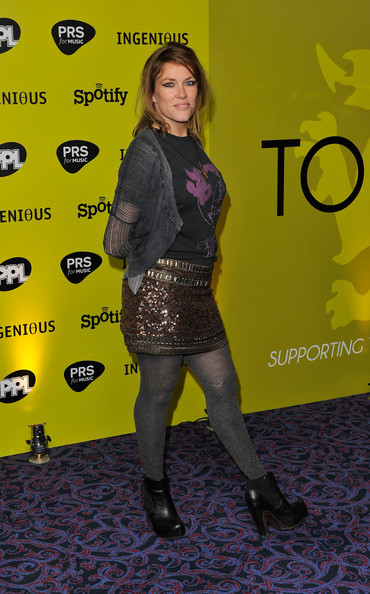 Cerys Matthews in Music Industry Trusts' Awards 2010 ...