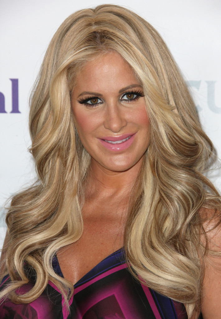 Kim Zolciak Photos Photos NBCUniversal Summer Press Day
