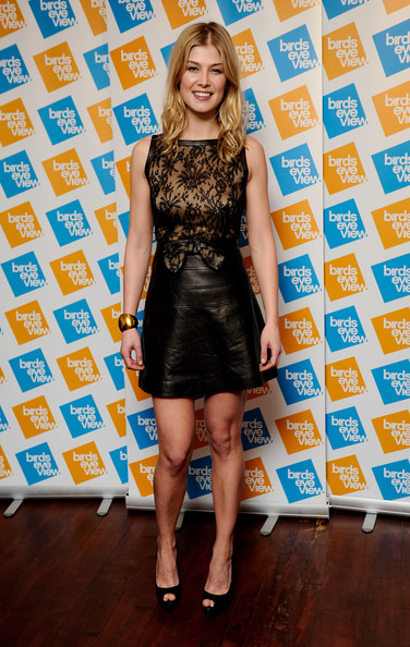 Rosamund Pike - Rosamund Pike Launches The Birds Eye View Film Festival 2011