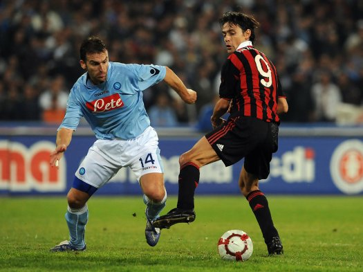 Image result for NAPOLI VS AC MILAN