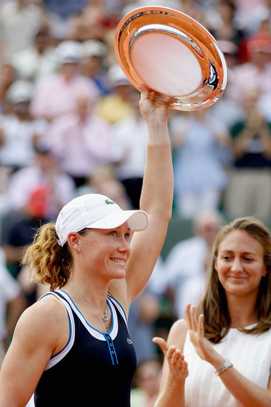 Samantha Stosur - 2010 French Open - Day Fourteen