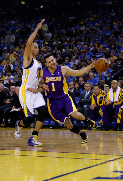 Stephen Curry Photos Photos - Los Angeles Lakers v Golden ...