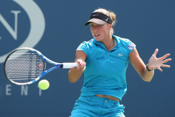 Yanina Wickmayer, the newcomer of 2009, was a major force at the U.S. Open last year.  Can she be a force here?