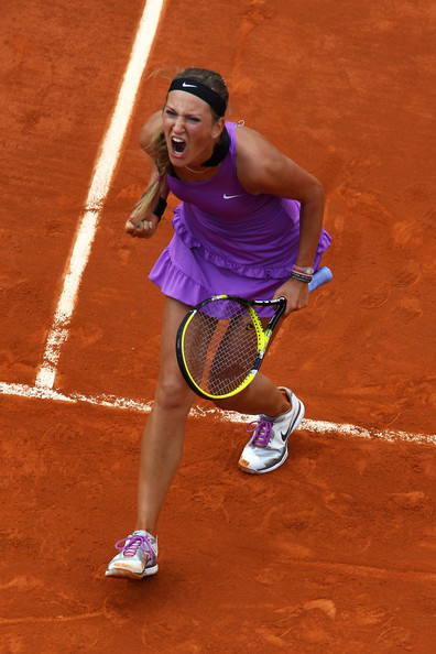Victoria Azarenka - 2011 French Open - Day Nine