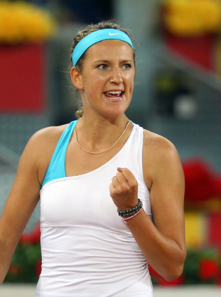 Victoria Azarenka - Mutua Madrilena Madrid Open - Day Eight