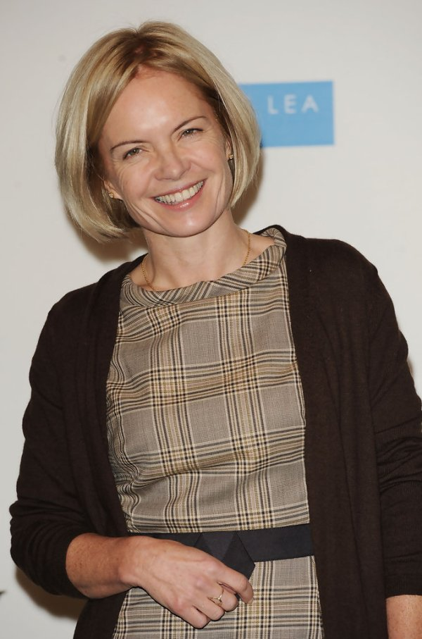 Mariella Frostrup in Women In Film And TV Awards - Zimbio