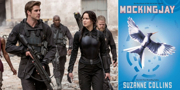 19 Ways  Mockingjay  Part 1  Is Different from the Book   Beyond the     Lionsgate   Scholastic