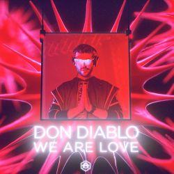Don Diablo - We Are Love - Single [iTunes Plus AAC M4A]