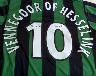 Jan Vennegoor of Hesselink | Trequartista