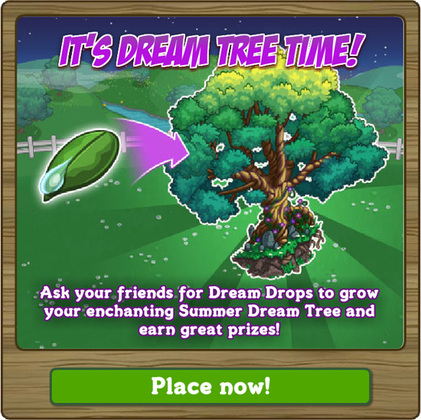 1 It's Dream Tree Time!