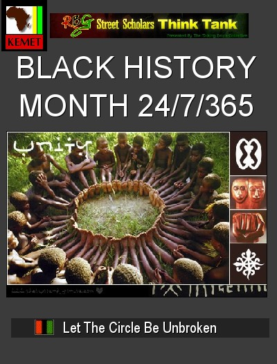 Zimbio Cover - Black History Month
