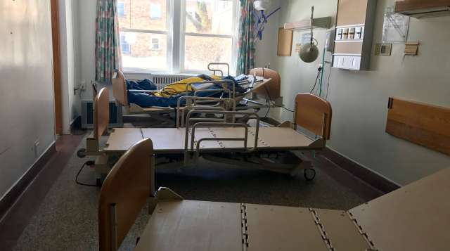 L'hôpital de Penetanguishene