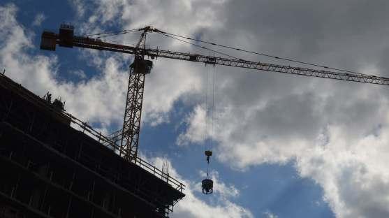 Les infrastructures, un des grands chantiers de la province en 2016. Archives, #ONfr