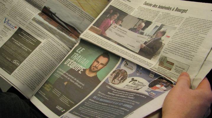 (Plusieurs des mesures proposées par le comité permanent du patrimoine canadien dans son rapport final sur les médias et les communautés locales sont accueillies favorablement par les médias francophones de l'extérieur du Québec. Crédit photos: Benjamin Vachet )