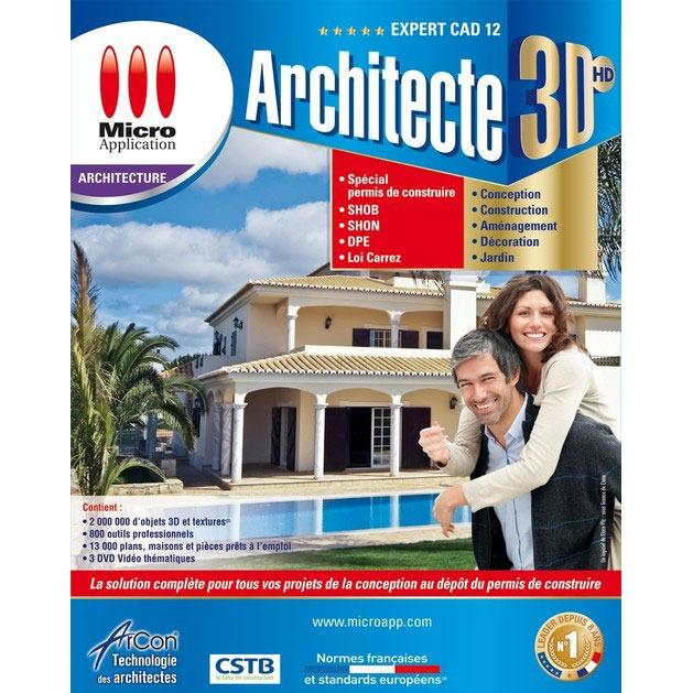 ARCHITECTE 3DHD CAD 2010 EXPERT TÉLÉCHARGER