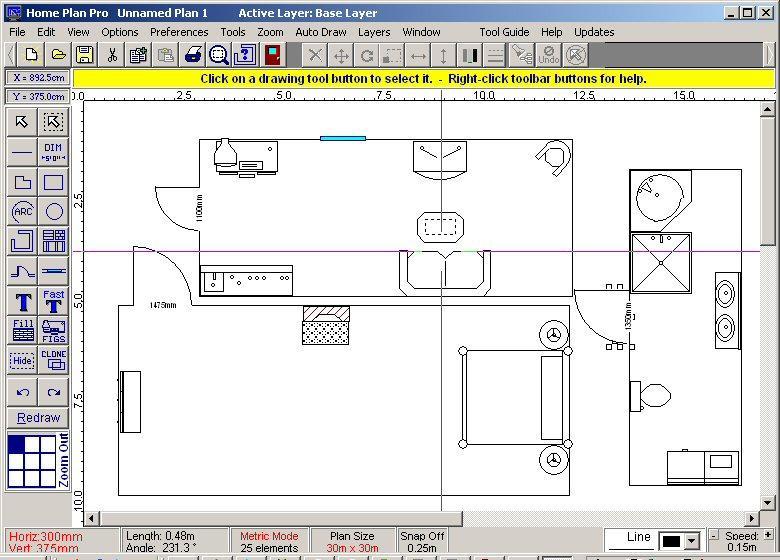 ارسم و خطط منزلك بنفسك برنامج روعة لعمل مخطط كروكي تصاميم