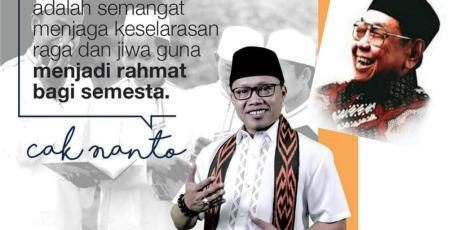 Kisah Gus Dur Berdialog dengan Sunanto, Ketum Baru PP Pemuda Muhammadiyah