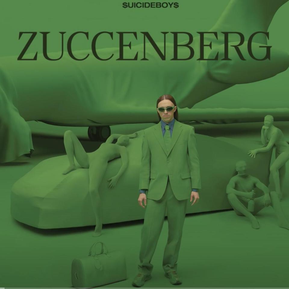 DOWNLOAD MP3: Tommy Cash Ft. $UICIDEBOY$ – Zuccenberg