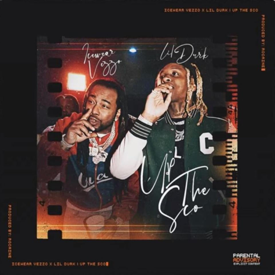 DOWNLOAD MP3: Icewear Vezzo Ft. Lil Durk – Up The Sco