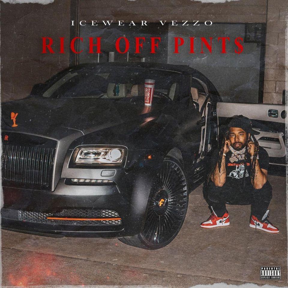 DOWNLOAD MP3: Icewear Vezzo – 1 & 1