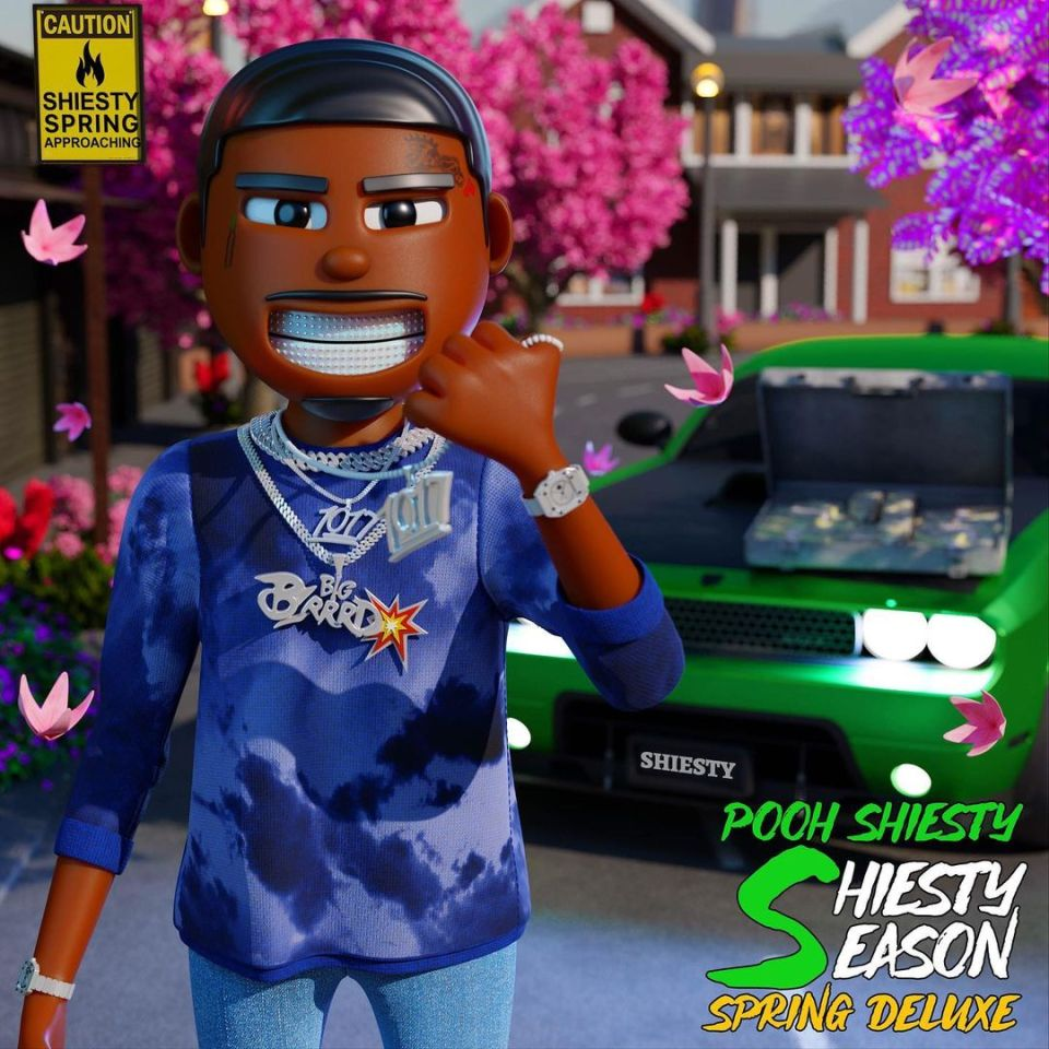 DOWNLOAD MP3: Pooh Shiesty – See Me Comin