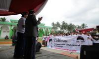 Wow..Santri Tasikmalaya Ikrar Menangkan Jokowi