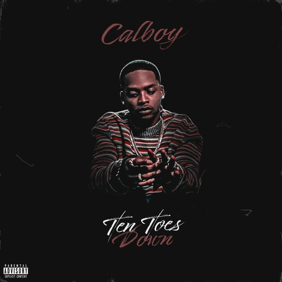 Calboy – Ten Toes Down mp3