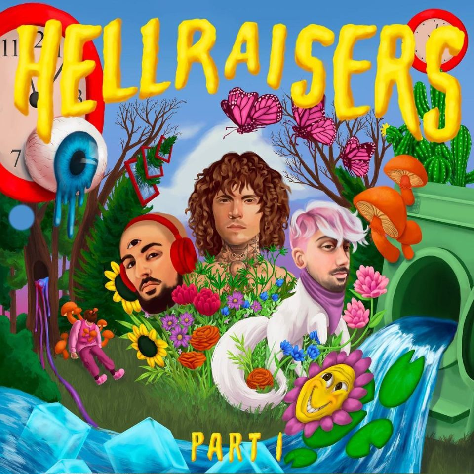 Cheat Codes Ft. Marc E. Bassy – Do It All Over mp3 download
