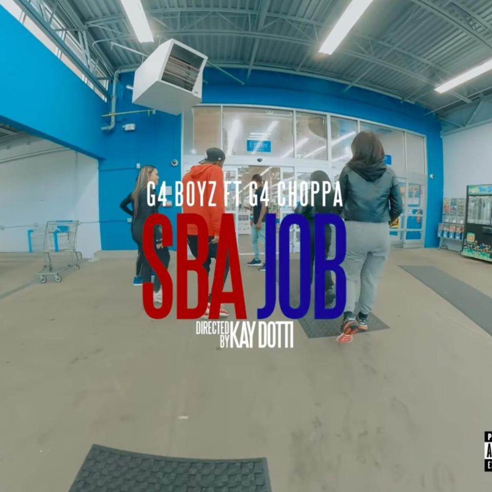 DOWNLOAD MP3: G4 Boyz Ft. G4 Choppa – SBA Jobs